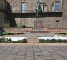 'Oltre le Barriere' in piazza Castello