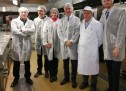 Terza visita dell'assessora Di Martino ai centri di cottura per le mense scolastiche