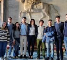 Una delegazione di Fridays For Future a Palazzo civico