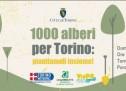 """Torna """"1000 Alberi per Torino"""": domenica 18 al Parco Dora"""
