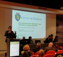 L'infrastruttura verde di Torino agli Stati generali del verde pubblico