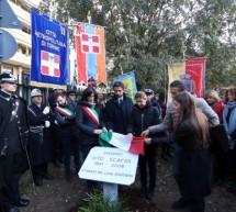 Per non dimenticare Vito: dedicato un giardino alla sua memoria