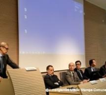Lezione di diplomazia al Campus Luigi Einaudi