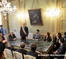 Dedicata ad Alberto Musy la sala Matrimoni di Palazzo Civico
