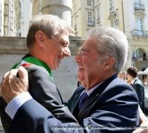 Il Presidente d'Austria Fischer sabato a Torino