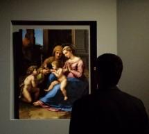 La Madonna di Raffaello da Capodimonte a Torino