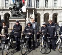 Biciclette tecnologiche in dotazione alla Polizia Municipale