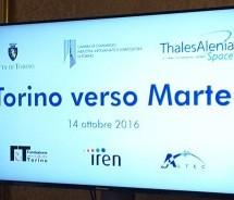 Torino verso Marte