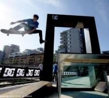 Uno Skatepark a Parco Dora
