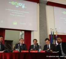Arriva il car sharing di Enjoy