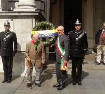 25 Aprile : ricordati i dipendenti del Comune morti per la libertà