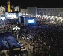 Oltre 120mila persone in piazza San Carlo per la 'Classica'