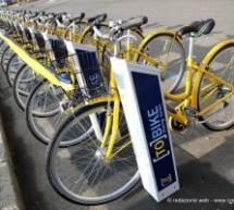 Bike sharing, aumentano le stazioni