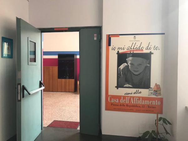 Via San Marino 10, la nuova sede della Casa dell'affidamento