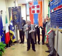 70° commemorazione dei lavoratori della Fiat caduti per libertà nazionale