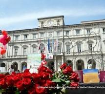 Sant Jordi, la festa del libro in piazza Palazzo di Città