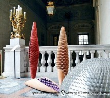 L'energia delle sculture di Farina a Palazzo Civico
