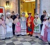 Il Carnevale entra nel vivo, Famija Turinèisa a Palazzo Civico