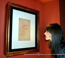 L'Autoritratto di Leonardo a Palazzo Madama fino al 2 giugno