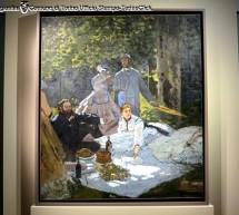 Monet dalle collezioni del Musée d'Orsay. Una personale alla Gam