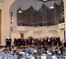Il concerto della Banda della Polizia Municipale al Conservatorio