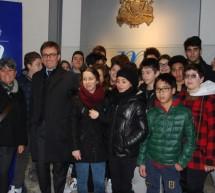 Studenti del Faà di Bruno in visita al Museo della Reale Mutua