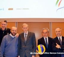 A Torino i mondiali di pallavolo 2018