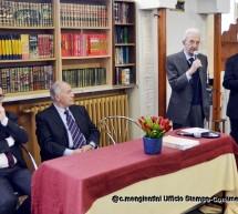Consegnata Costituzione italiana ai rappresentanti dell'associazione islamica di via Saluzzo