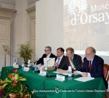 Diploma honoris causa al presidente dei Musees d'Orsay e dell'Orangerie di Parigi