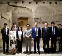 A Torino il Ministro della cultura Giapponese