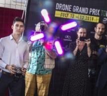 """""""Drone Champions League a Torino"""", città dell'innovazione"""