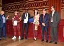 Premiati gli atleti con la Pergamena dello Sport