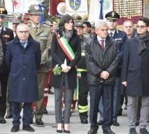 25 Aprile, la cerimonia al Monumentale