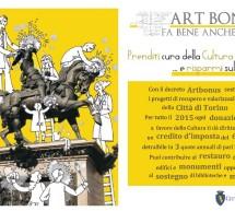 Art Bonus: ne parlerà il Sindaco domenica al Salone del Libro