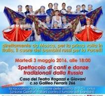 Gli Angeli della Pace a Torino