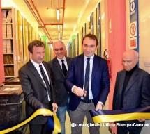 Un Archivio Edilizio rinnovato in piazza San Giovanni 5