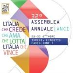 Domani al Lingotto si apre l'Assemblea Annuale Anci