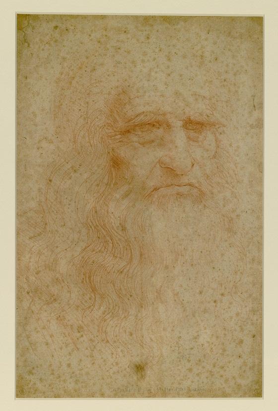 Autoritratto, Leonardo da Vinci