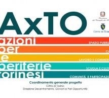 AxTO: c'è tempo fino al 29 settembre per presentare domanda di contributo per progetti in ambito culturale e sociale