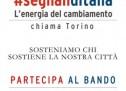 'Segnali d'Italia chiama Torino' finanzia i migliori progetti no profit per la città, per iscriversi c'è tempo fino al 10 febbraio