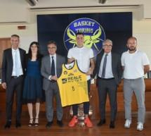 Il nuovo Basket Torino pronto per la stagione in A2