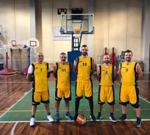 La squadra di basket dei vigili è vicecampione italiana