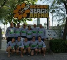 Dalla Romagna arriva un argento per le vigilesse del Beach Volley