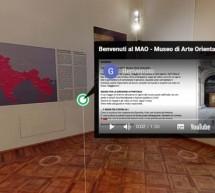 Alla scoperta del Museo d'Arte Orientale attraverso un tour virtuale in 3D