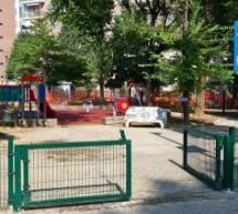 AxTO – Piazza Bonghi: terminati i lavori nell'area giochi