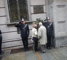 Polizia municipale, ricordato l'agente Roberto Bussi
