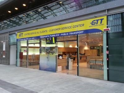 A porta susa il centro servizi di gtt torinoclick - Uffici gtt porta nuova ...