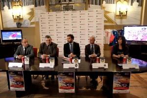 Conferenza stampa di presentazione 4 Nazioni Ginnastica Artistica