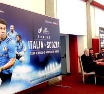 L'avventura degli Azzurri del Rugby parte da Torino