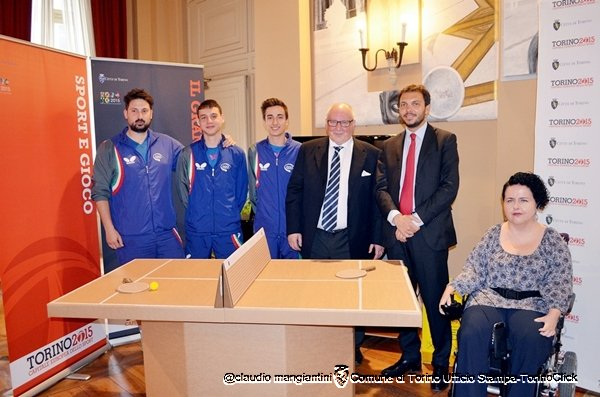 Campionati Italiani Tennis Tavolo